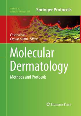 Molecular Dermatology by Cristina Has