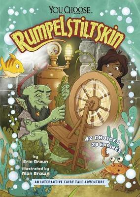 You Choose: Rumpelstiltskin book