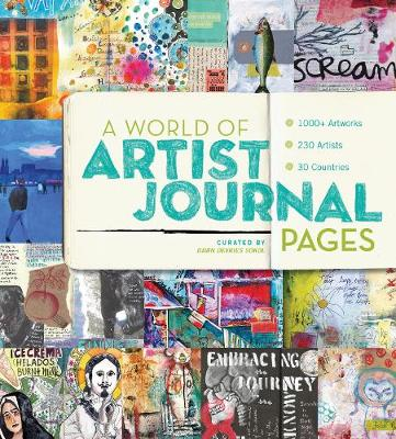 World of Artist Journal Pages by Ellen Lupton