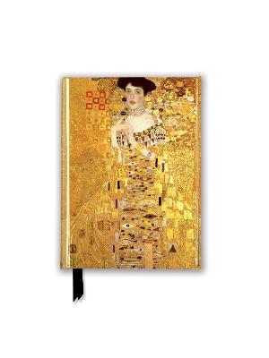 Gustav Klimt: Adele Bloch Bauer I (Foiled Pocket Journal) by Flame Tree Studio