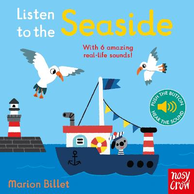 Listen to the Seaside by Marion Billet