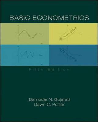 Basic Econometrics by Damodar N Gujarati