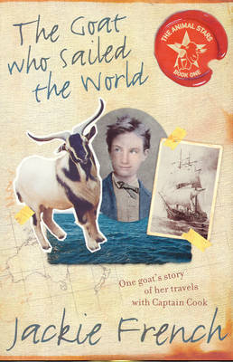 Goat Who Sailed The World by Jackie French