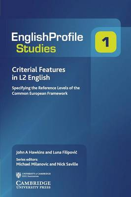 Criterial Features in L2 English by John A. Hawkins