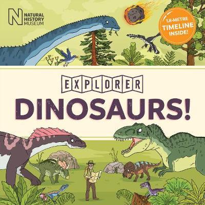 Dinosaurs! book
