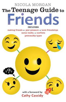 Teenage Guide to Friends book