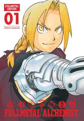 Fullmetal Alchemist: Fullmetal Edition, Vol. 1 book