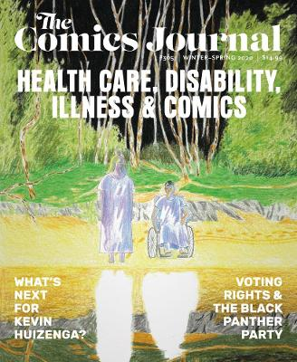 The Comics Journal #305 book