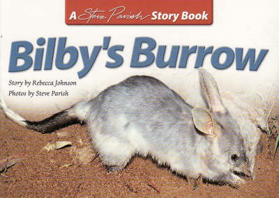 Bilby's Burrow by Rebecca Johnson