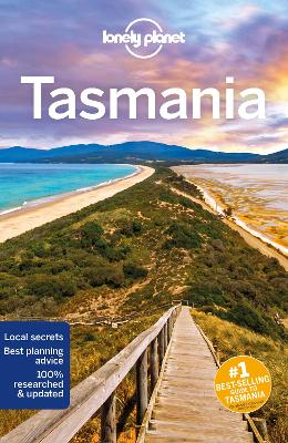 Lonely Planet Tasmania book