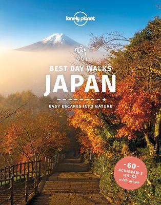 Lonely Planet Best Day Walks Japan book