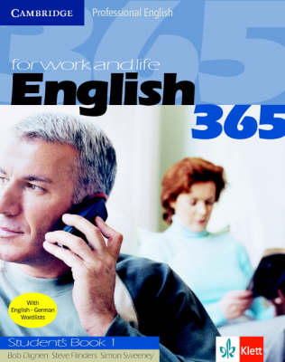 English365 1 Student's Book Klett Version by Bob Dignen