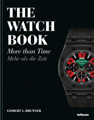 The Watch Book: More Than Time book