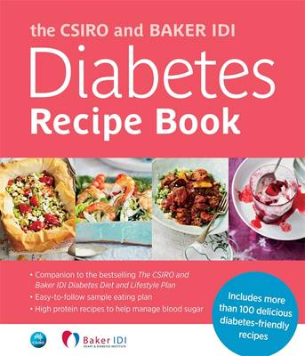 Csiro And Baker Idi Diabetes Recipe Book book