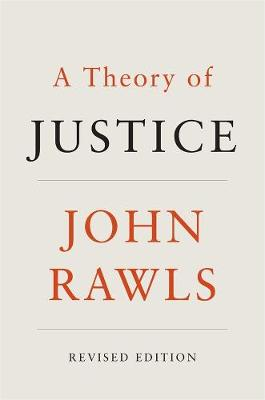 Theory of Justice book