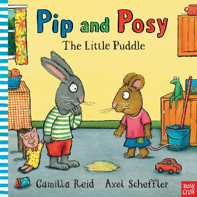 Pip and Posy: The Little Puddle book