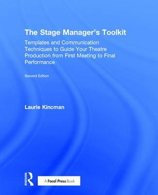 The Stage Manager's Toolkit by Laurie Kincman