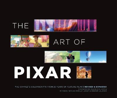 The Art of Pixar: The Complete Colorscripts from 25 Years of Feature Films (Revised and Expanded) book