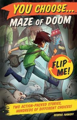 You Choose Flip Me! 3 & 4 book