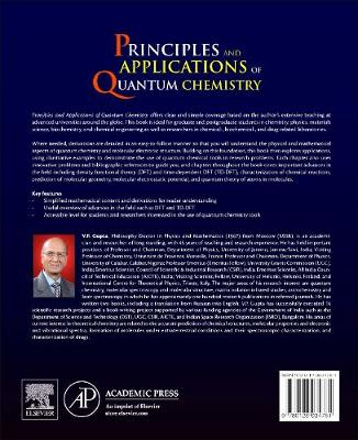 Principles and Applications of Quantum Chemistry by