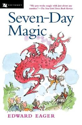 Seventh-day Magic by Edward Eager