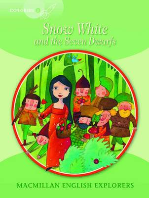 Explorers 3 Snow White by Mary Bowen