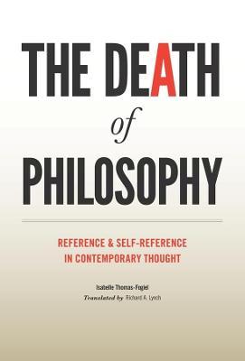 Death of Philosophy book