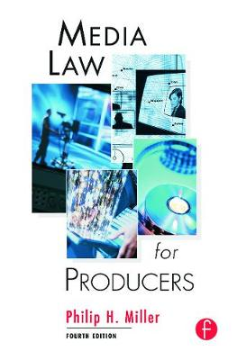 Media Law for Producers book