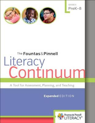 Fountas & Pinnell Literacy Continuum book