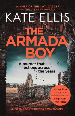The Armada Boy: Book 2 in the DI Wesley Peterson crime series book