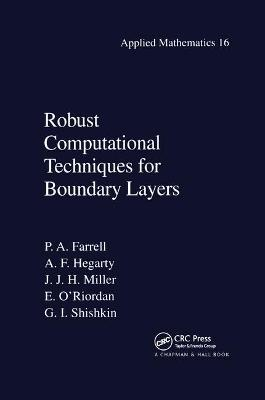Robust Computational Techniques for Boundary Layers book