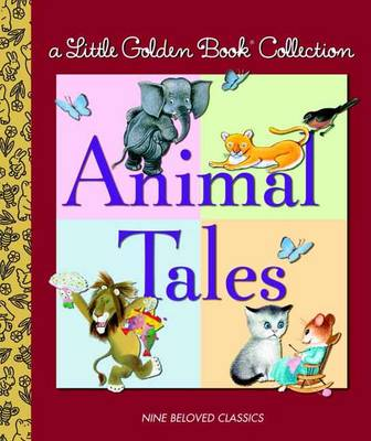 Animal Tales by Golden Books