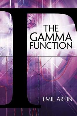 The Gamma Function by Emil Artin