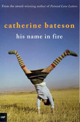 His Name in Fire book
