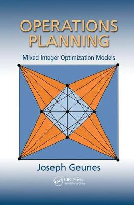 Operations Planning book