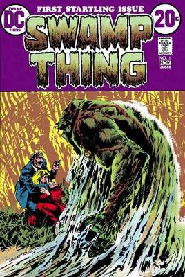 Swamp Thing The Bronze Age Omnibus HC book