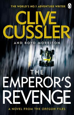 Emperor's Revenge book