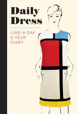 Daily Dress (Guided Journal): A Line-A-Day 5 Year Diary by Metropolitan Museum of Art, The