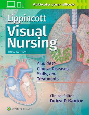 Lippincott Visual Nursing by Lippincott  Williams & Wilkins