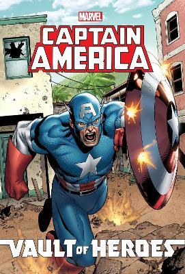 Marvel Vault of Heroes: Captain America by Paul Tobin