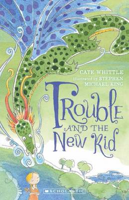 Trouble and the New Kid book