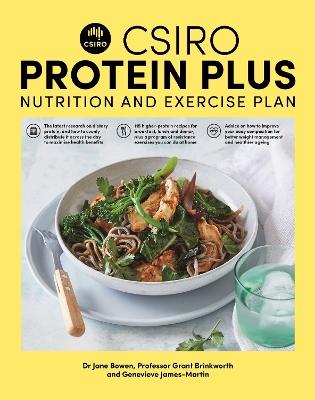 CSIRO Protein Plus by Dr Jane Bowen