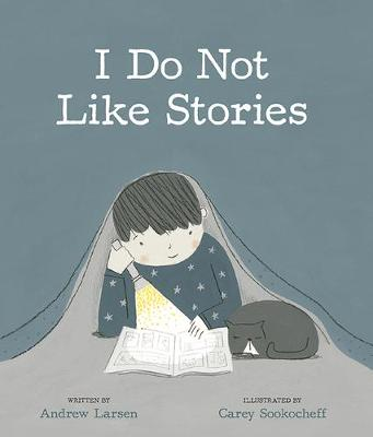 I Do Not Like Stories book