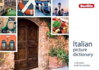 Berlitz Picture Dictionary Italian by VV AA