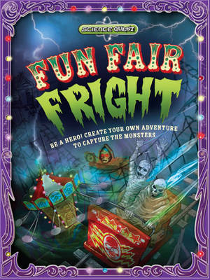 Science Quest: Funfair Fright by Dan Green