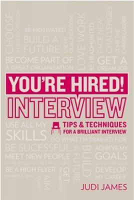 You're Hired! Interview by Judi James