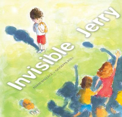 Invisible Jerry book