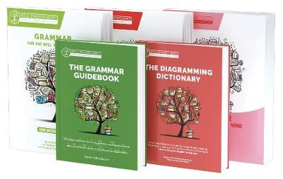 Red Full Course Bundle: Everything you need for your first year of Grammar for the Well-Trained Mind Instruction by Susan Wise Bauer