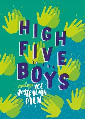 High Five to the Boys book