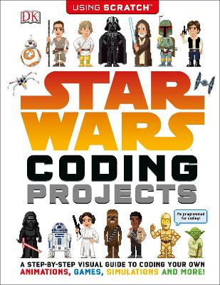 Star Wars Coding Projects book